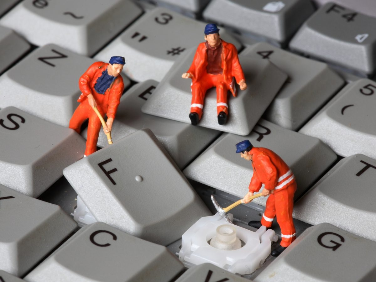 chantier clavier 5