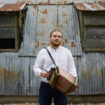 Mossy Christian with a One Row Melodeon