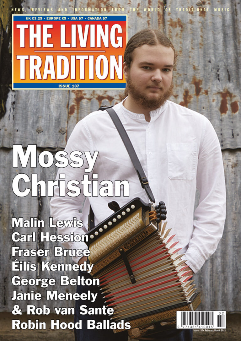 Living Tradition Cover