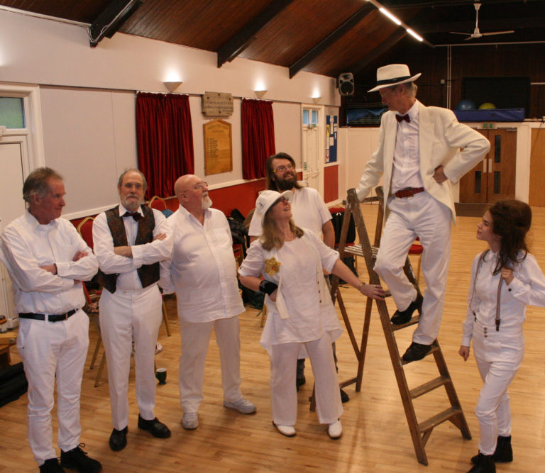 Derbyshire-based English ceilidh band
