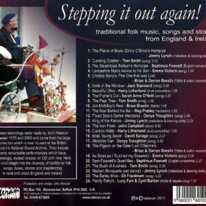 Various – Stepping it out again!