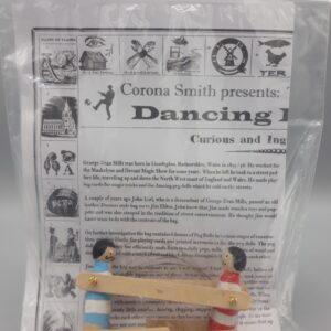 George Evan Mills Dancing Peg Dolls