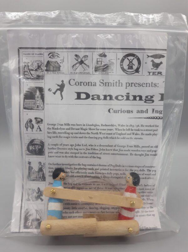 Dancing Peg Dolls