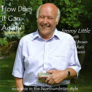 Jimmy Little – How Does It Gan, Again?
