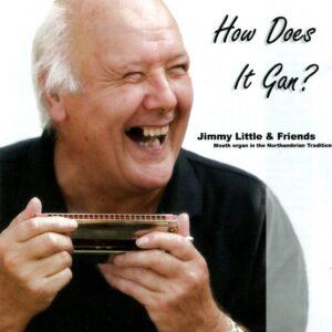 Jimmy Little – How Does It Gan?