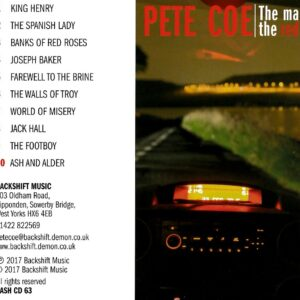 Pete Coe – The man in the red van