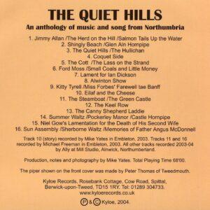 Various – The Quiet Hills