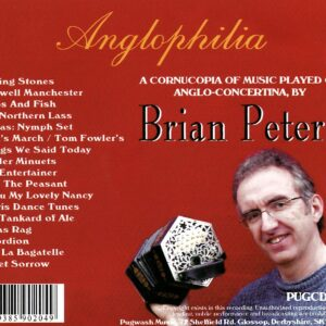 Brian Peters – Anglophilia