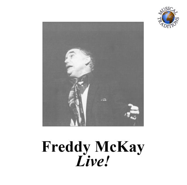 Freddy McKay - Live!
