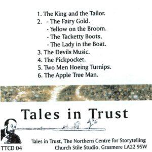 Taffy Thomas – Tales in Trust (download)