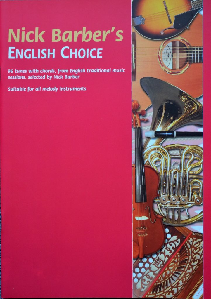 Nick Barber's English Choice