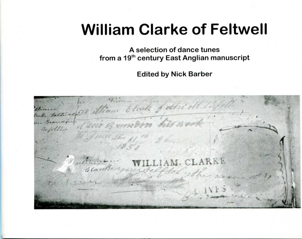 William Clarke Tunebook