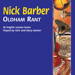 Oldham Rant CD
